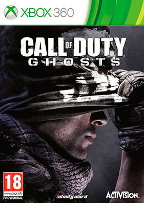Скачать торрент Call of Duty: Ghosts [GOD/RUSSOUND] на xbox 360 без регистрации