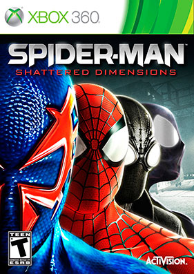 Скачать торрент Spider-Man: Shattered Dimensions [GOD/RUS] для xbox 360 без регистрации