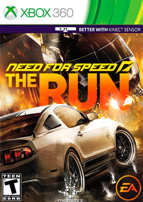 Скачать торрент Need For Speed: The Run + 54 DLC [JTAG/RUSSOUND] на xbox 360 без регистрации