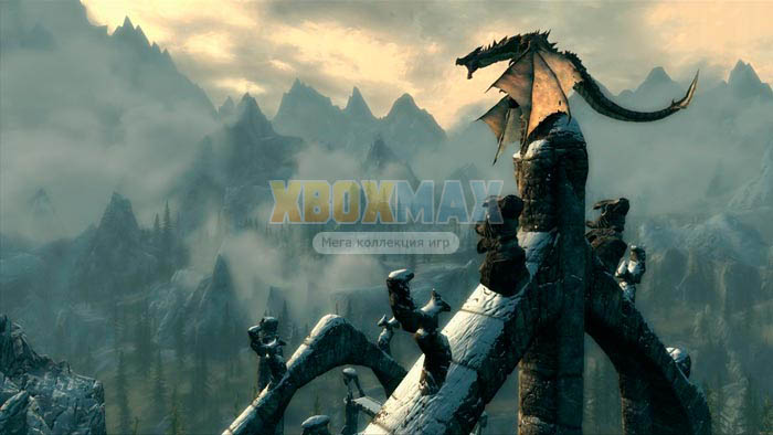 Скачать торрент Elder Scrolls V Skyrim + 3 DLC [GOD/RUSSOUND] для xbox 360 без регистрации