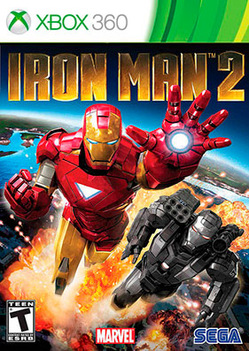 Скачать торрент Iron Man 2 The Video Game [GOD/RUS] на xbox 360 без регистрации