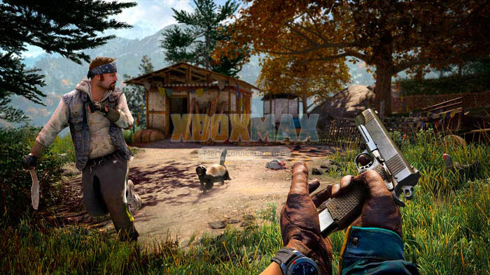 Скачать торрент Far Cry 4 [REGION FREE/RUSSOUND] (LT+2.0) для xbox 360 без регистрации