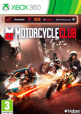 Скачать торрент Motorcycle Club [PAL/ENG] (LT+1.9 и выше) на xbox 360 без регистрации