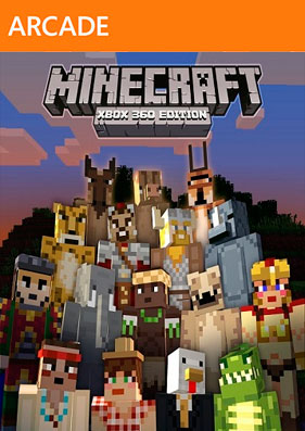 Скачать торрент Minecraft: Xbox 360 Edition + more fast DLC + TU22 [DLC] на xbox 360 без регистрации