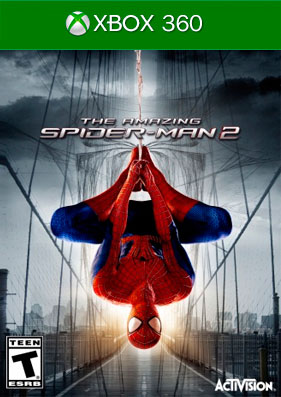 Скачать торрент The Amazing Spider-Man 2 [GOD/RUSSOUND] на xbox 360 без регистрации