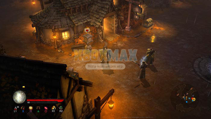 Скачать торрент Diablo 3: Reaper of Souls. Ultimate Evil Edition [PAL/RUSSOUND] (LT+2.0) на xbox 360 без регистрации