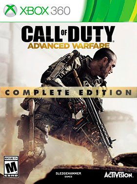 Call of Duty: Advanced Warfare - Complete Edition [GOD/RUSSOUND]
