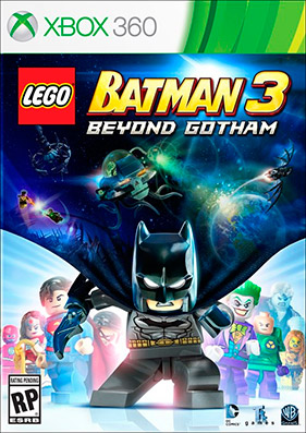 Lego Batman 3: Beyond Gotham [GOD/RUS]