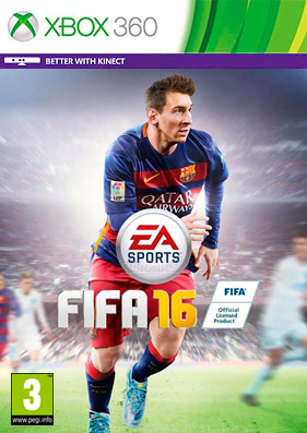 Скачать торрент FIFA 16 [REGION FREE/GOD/RUSSOUND] на xbox 360 без регистрации
