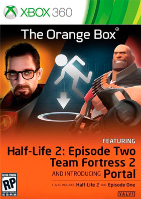 Скачать торрент Half-Life 2 - The Orange Box V2.0 [JTAG/RUSSOUND] для xbox 360 без регистрации