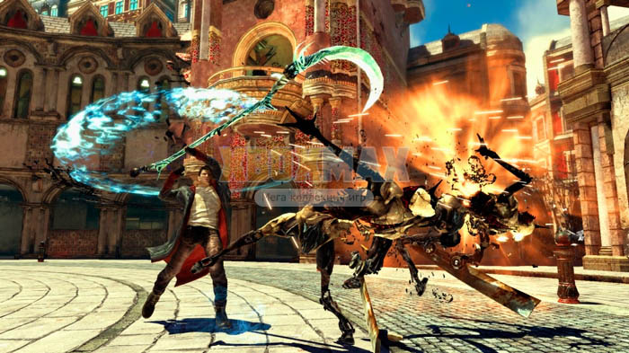 Скачать торрент DMC: Devil May Cry Complete Edition [GOD/RUSSOUND] на xbox 360 без регистрации