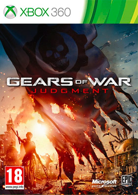 Скачать торрент Gears of War: Judgment [REGION FREE/RUSSOUND] (LT+2.0) на xbox 360 без регистрации
