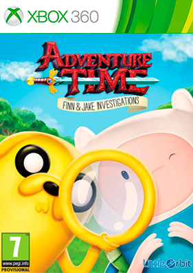 Скачать торрент Adventure Time: Finn and Jake Investigations (XBLA/ENG) для xbox 360 без регистрации
