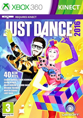 Скачать торрент Just Dance 2016 (REGION FREE/GOD/ENG) на xbox 360 без регистрации