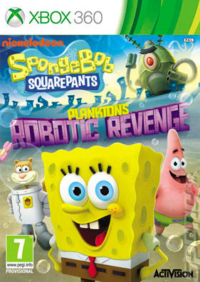 Скачать торрент SpongeBob SquarePants: Plankton's Robotic Revenge [PAL/RUSSOUND] для xbox 360 без регистрации
