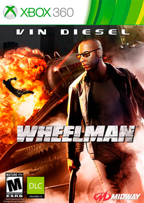 Скачать торрент Vin Diesel Wheelman + DLC + TU [GOD/RUSSOUND] на xbox 360 без регистрации